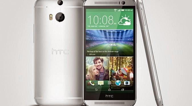 Harga Dan Spesifikasi Smartphone HTC One M8
