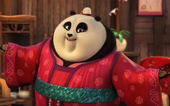 Chiil Mama Kung Fu Panda 3 Sneak Peeks Via Panda Mei Mei S Vlog
