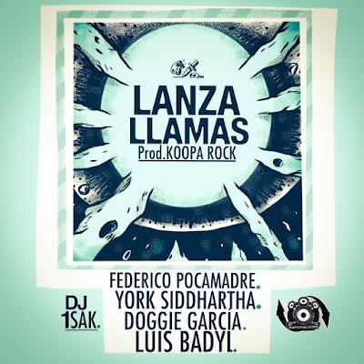Rapdikaloops - Lanzallamas (Single) [2016]