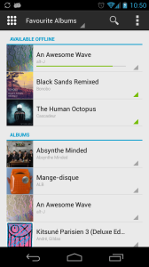 Deezer update for Android brings Predictive search, Permanent mini-player features