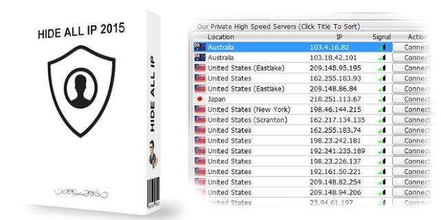 Hide ALL IP 2015.09.09.150909 Lifetime Crack