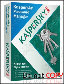 Kaspersky Password Manager v5.0.0.164 CF7 - Español - Full