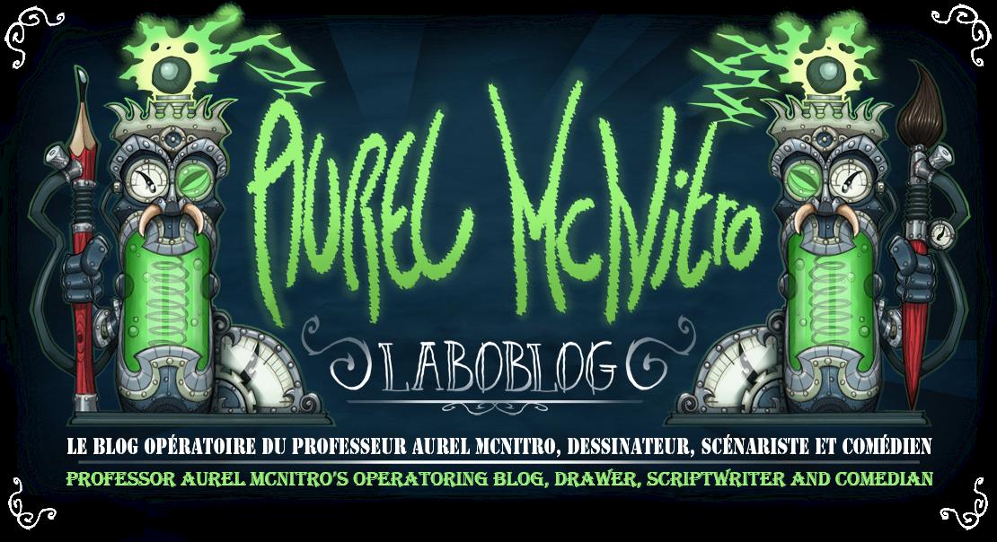 Aurel Mcnitro's Laboblog
