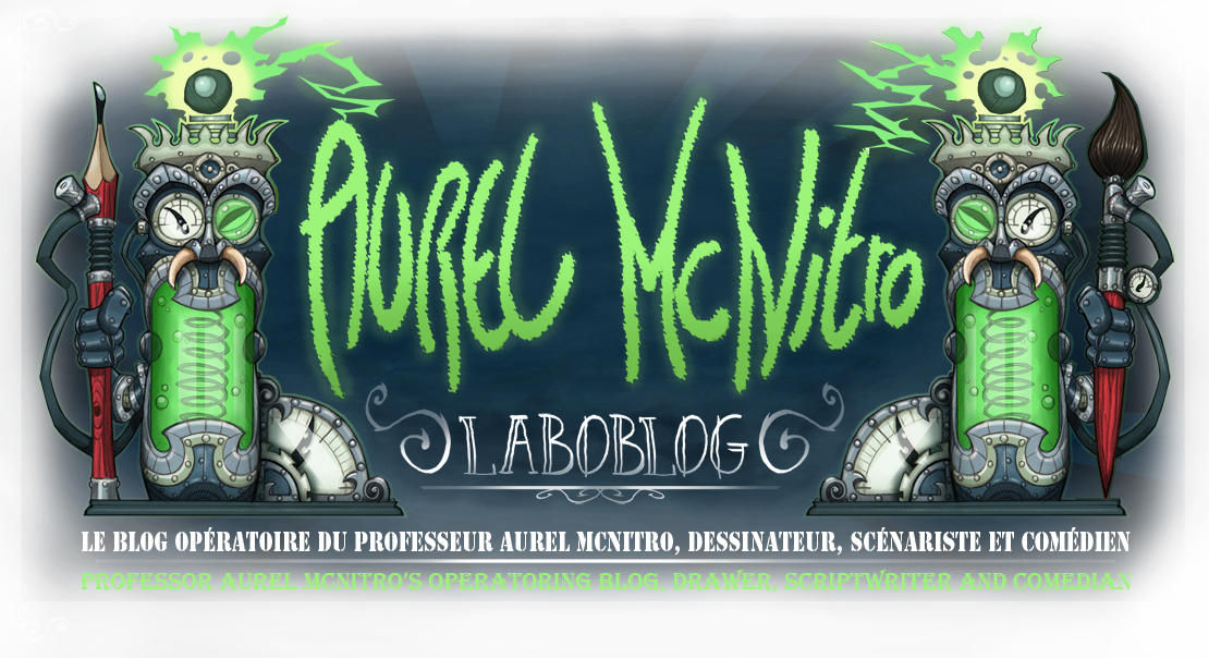 Aurel Mcnitro&#39;s Laboblog