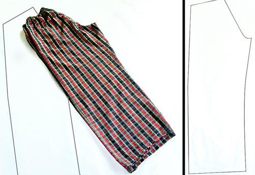 way to make comfy pajama pants