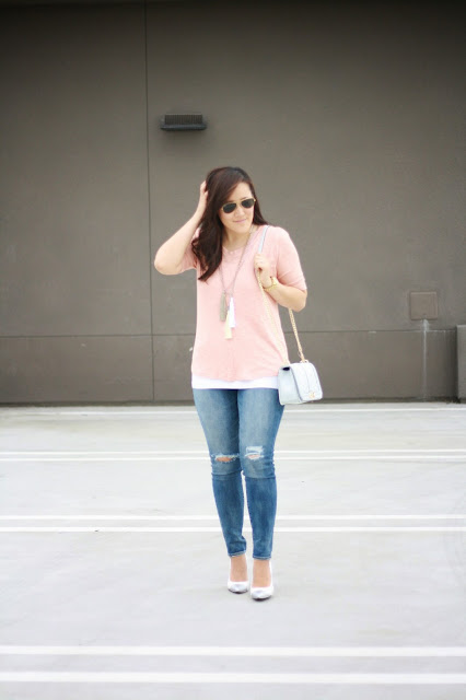 simplyxclassic, rebecca minkoff love bag, hm, ootd, blogger, oc blogger, orange county, mommy blogger