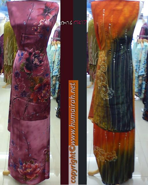 Batik Sutera Exclusive Terengganu