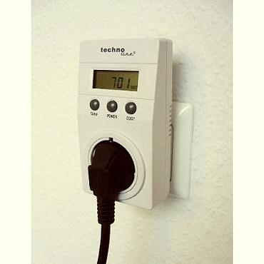 Come misurare i consumi elettrici cucina green - Cucina induzione consumi ...