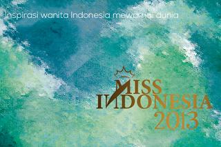 Inilah 33 Finalist Miss Indonesia 2013 | RCTI 20 Februari 2013