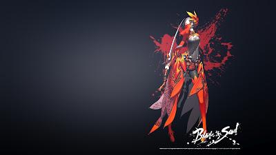 Blade And Soul Fan Wallpaper