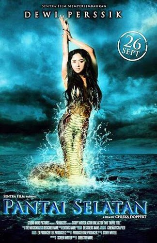 Film Tebaru Pantai Selatan 2013