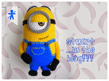 2000 Free Amigurumi Patterns: Stuart Minion