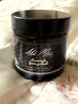 Ali Mac Chamomile Face Polish