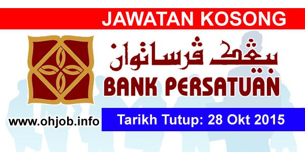 Jawatan Kerja Kosong Koperasi Bank Persatuan Malaysia logo www.ohjob.info oktober 2015