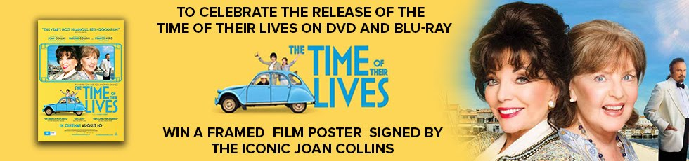 THE TIMES OF THEIR LIVES SIGNED POSTER COMPETITION! CLOSES SEPTEMBER 4TH!