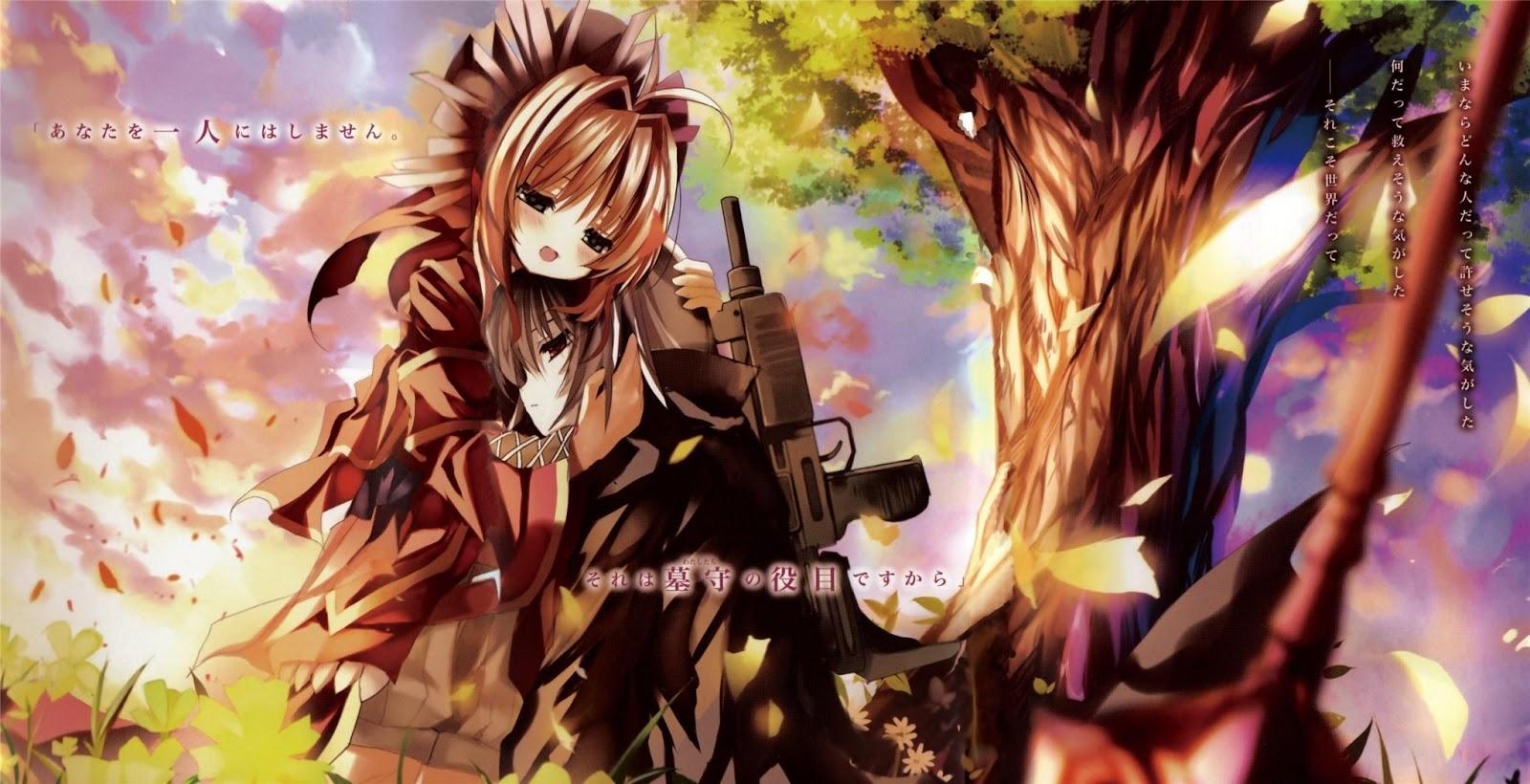 Kamisama No Inai Nichiyoubi 12 12 Ova MF Casper Anime