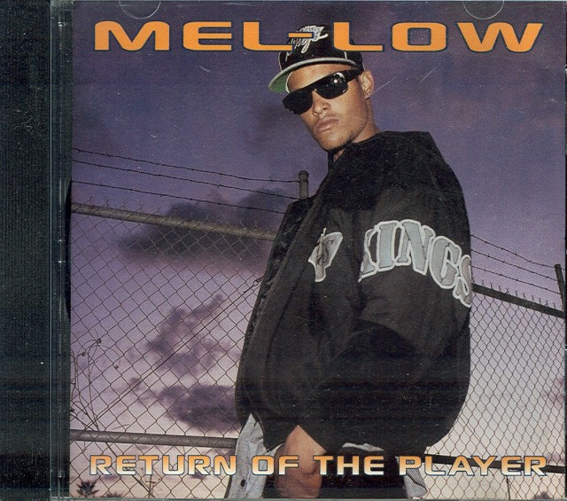 Mel-Low – Return Of The Player (CDS) (1994) (VBR)