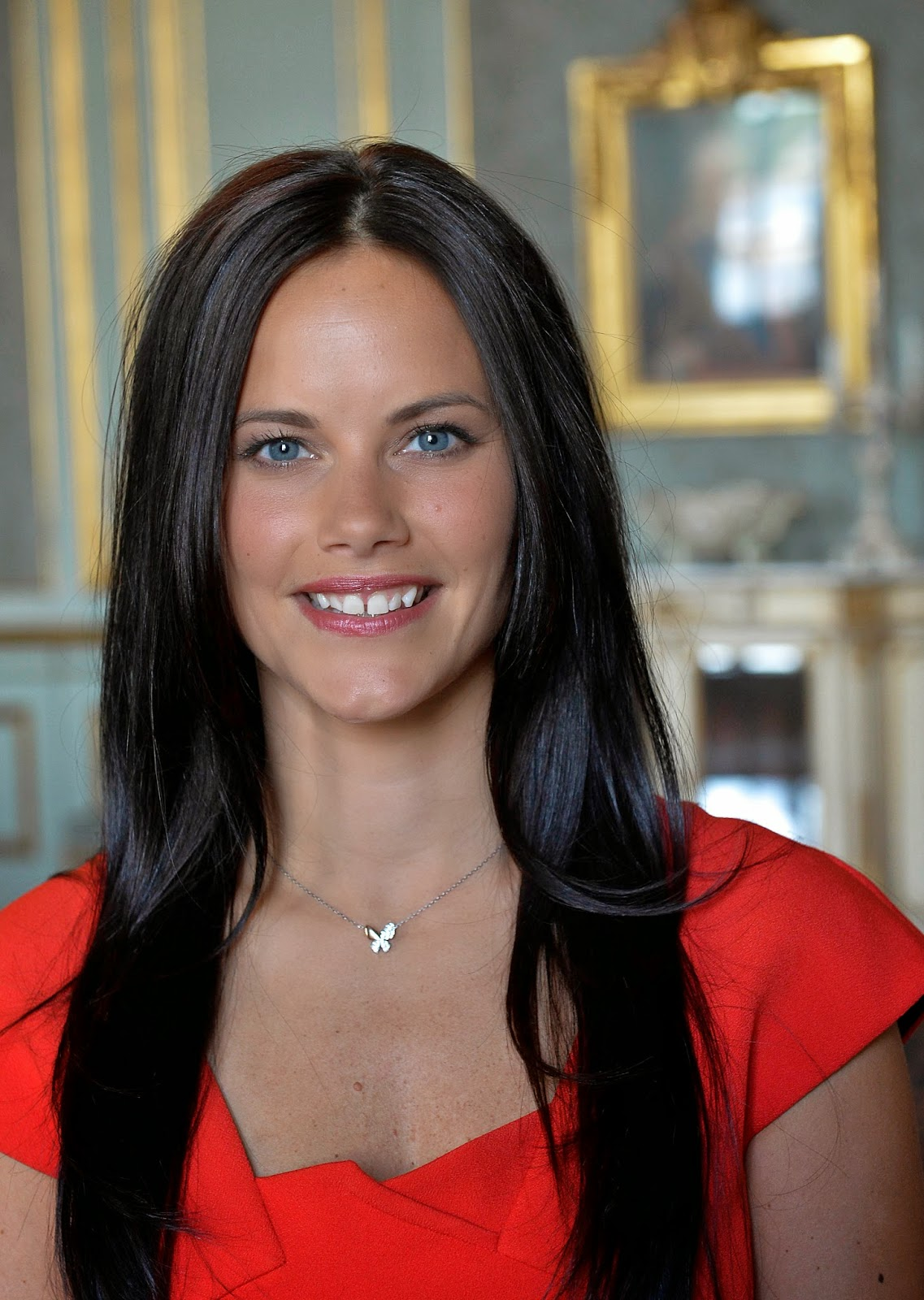 Kungligheter: Hovets bilder p�� Prins Carl Philip och SOFIA HELLQVIST