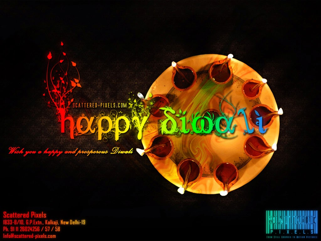 Happy Diwali 2014 Sms Messages Wishes Images Wallpaper Gkadda