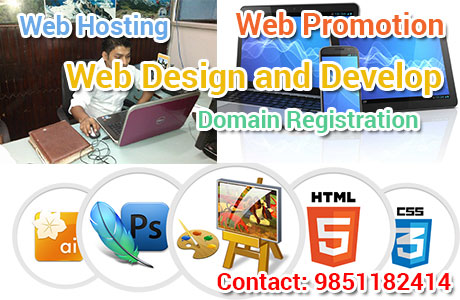 Web Designing in Nepal