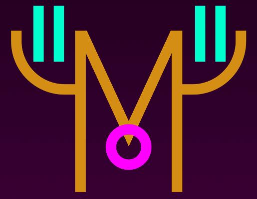 Logo del MUDEC, Museo delle culture