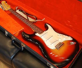 Fender 1964 Burst Strat