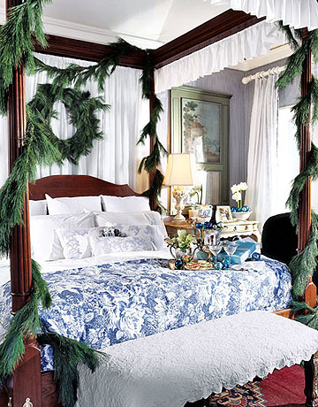 Christmas Bedroom Decorations 2013
