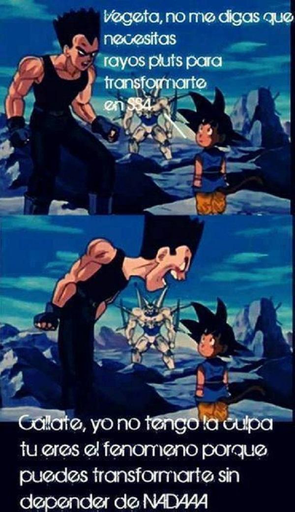 Goku el fenomeno