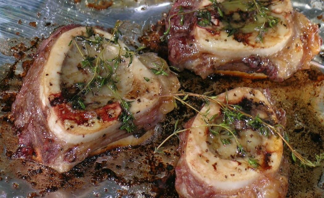 Moloka'i Roasted Grass-fed Angus Beef Marrow Bones