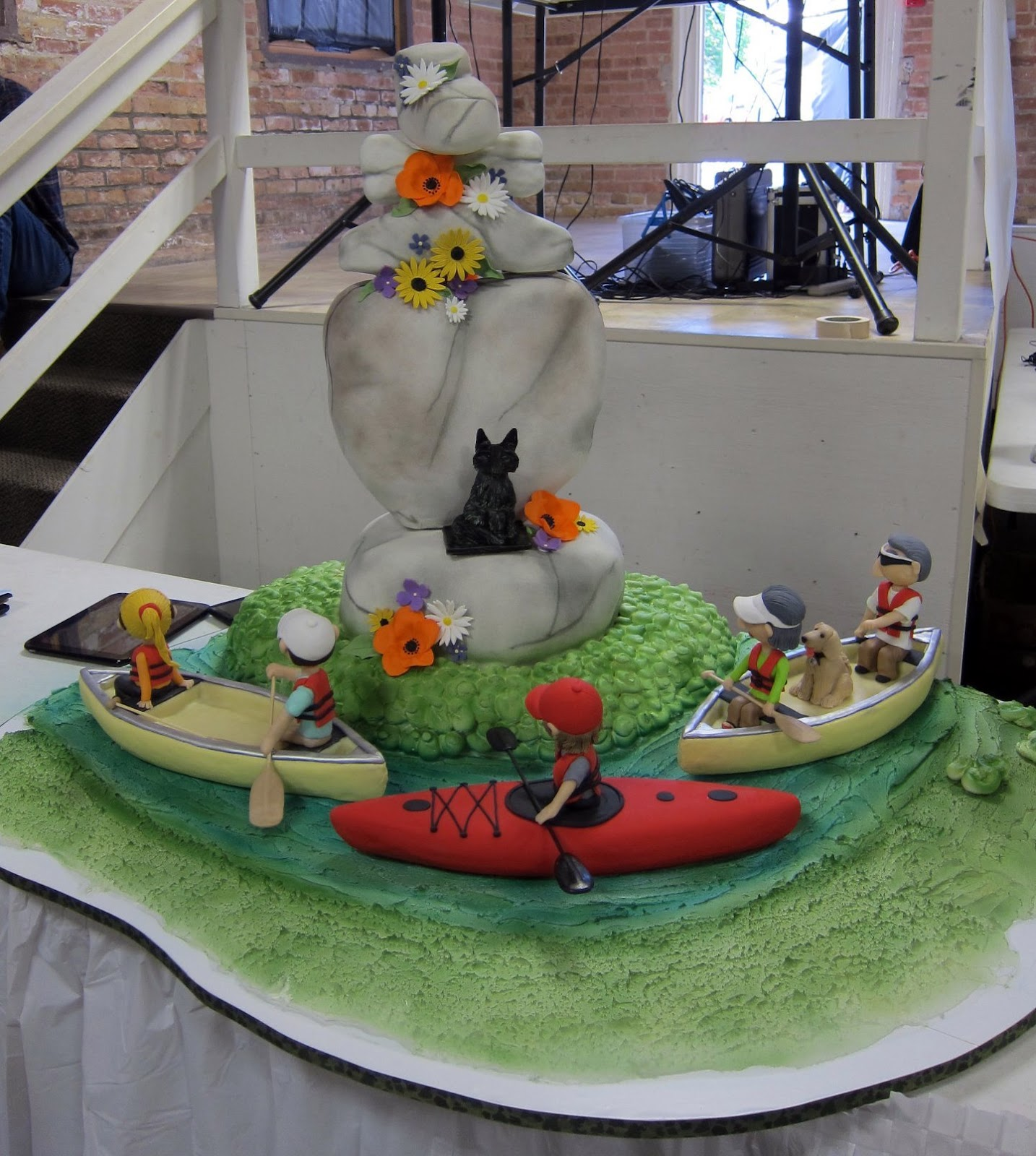 Cake Decorating Competition Show : Cakegirl on the Run: NOARDA s
