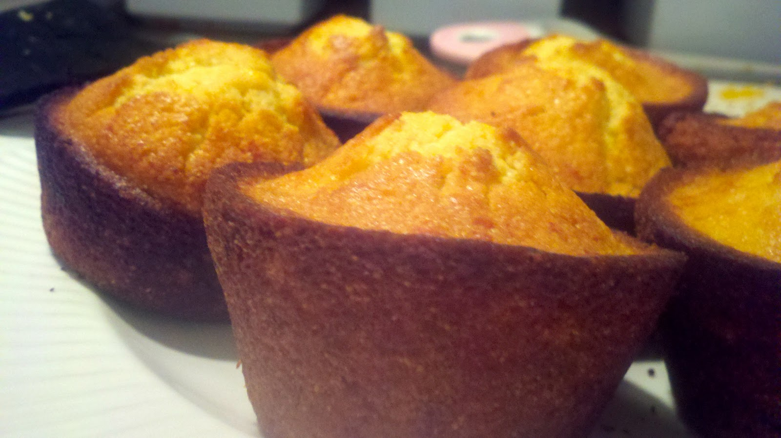 Call Me Mrs. Rapp: Cheddar & Brown Sugar Cornbread Muffins