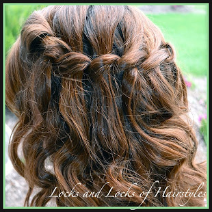 Waterfall Bohemian Twist