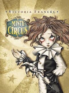 Misty Circus, Victoria Francés cover