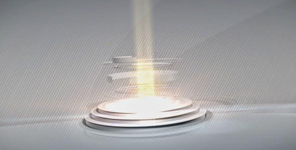 VideoHive Elegant Circle Stand Logo