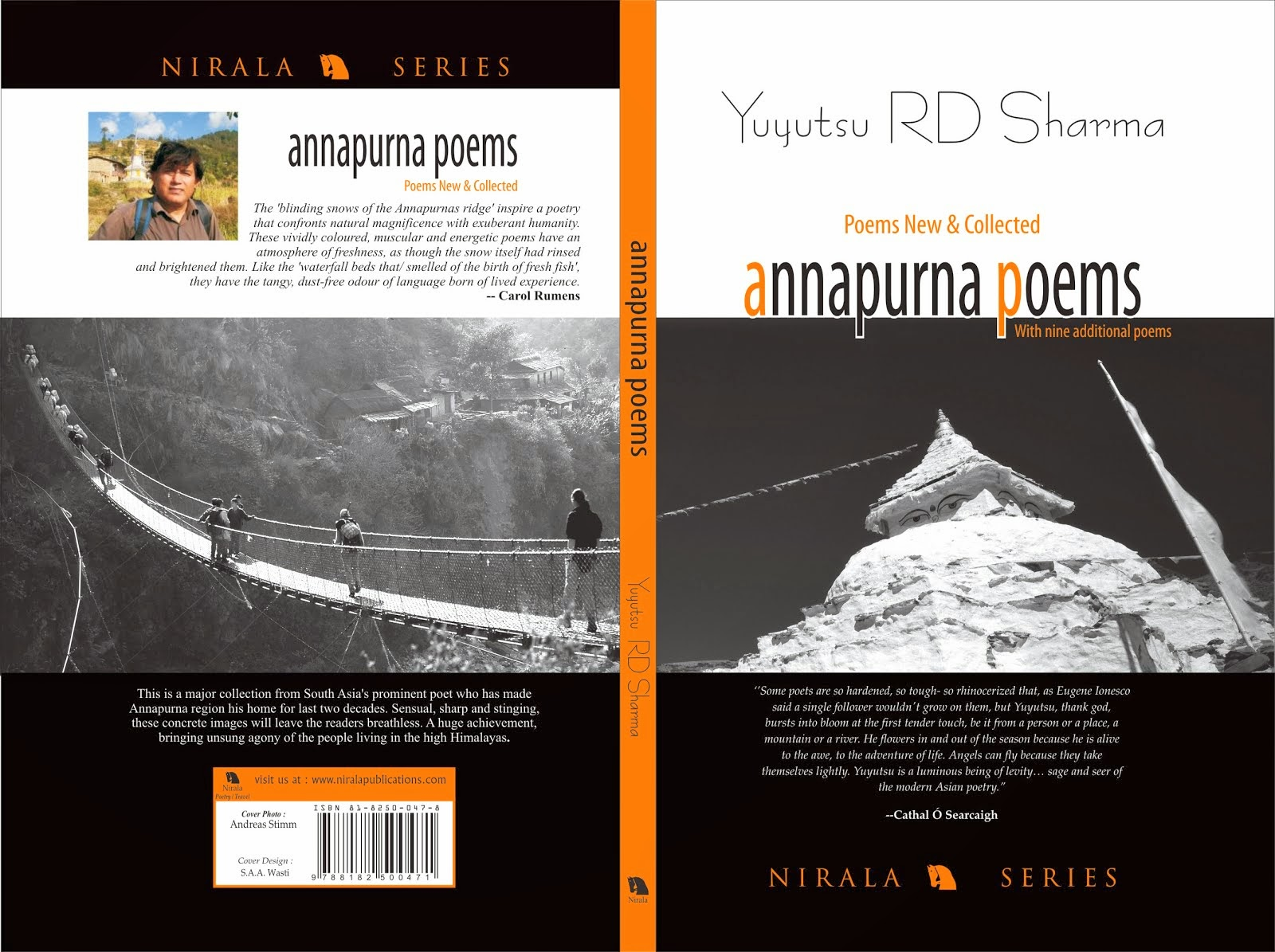 Annapurna Poems: Poems Selected and New