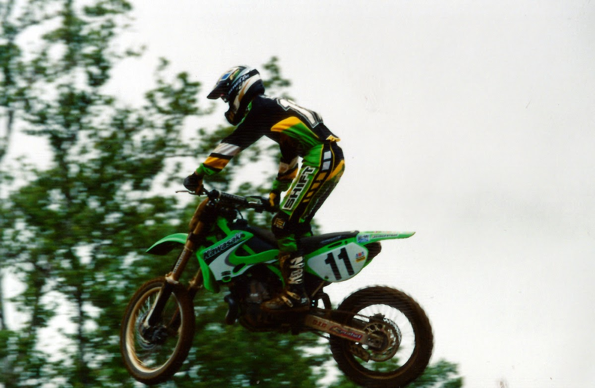Jeff Emig Budds Creek 1999