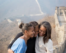 FLOTUS Visits China