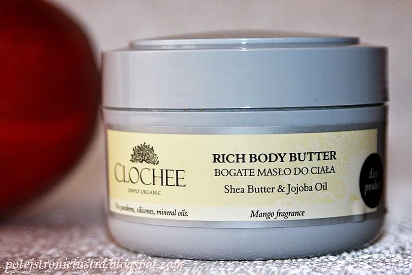 Bogate masło do ciała Clochee