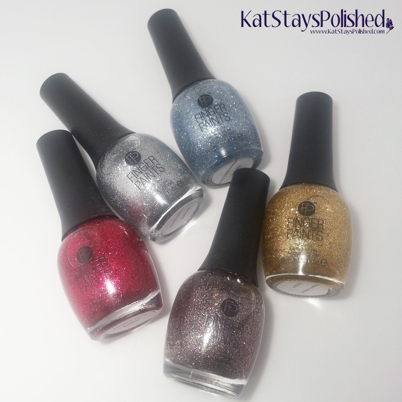 FingerPaints Winter Wishes | Kat Stays Polished