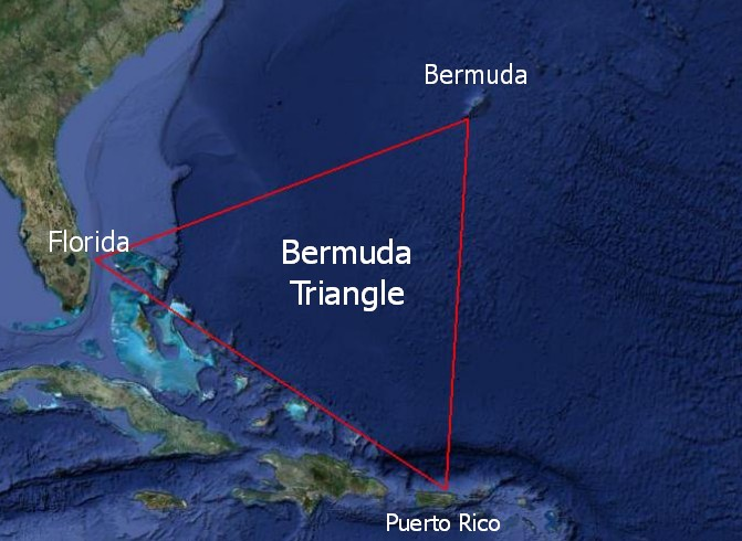 the unsolved mysterious disappearances in the bermuda triangle Bermuda triangle is one of the greatest unsolved mysteries in the worldhundreds of aircraft and ships have disappeared finally science came with an answer.