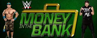 espectaculo de la WWE dinero en el banco