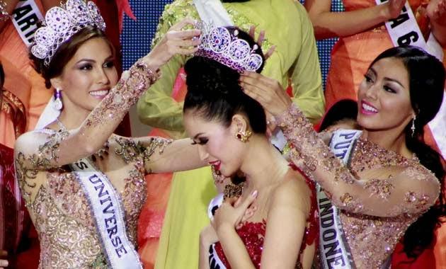 Pemenang Puteri Indonesia 2014