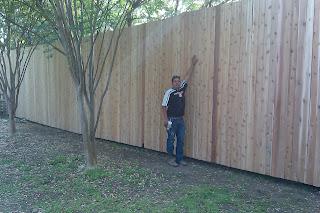 Деревянный забор. Фото 48