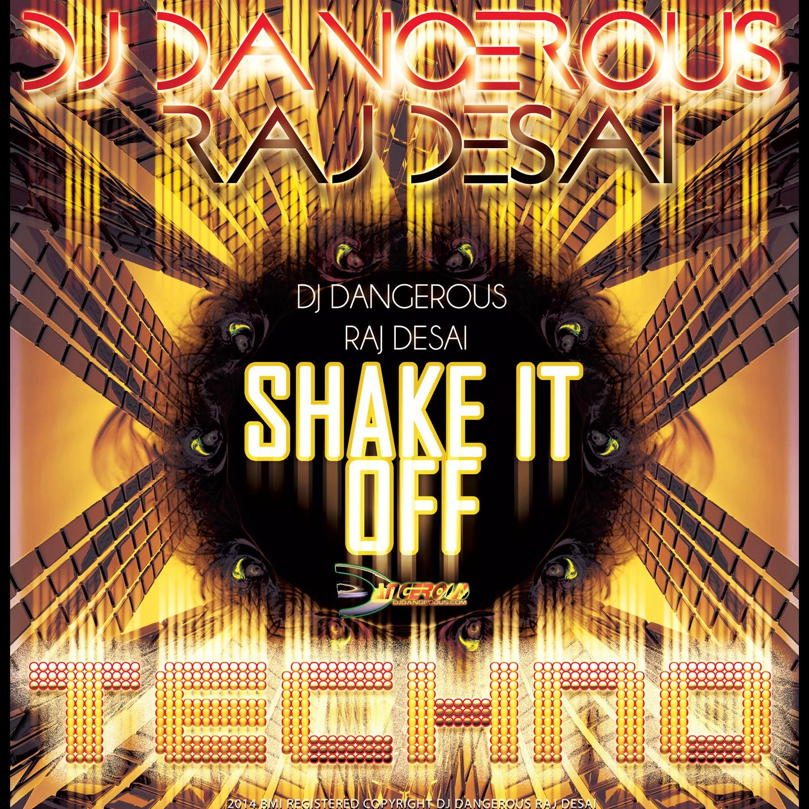 Taylor Swift Shake It Off Techno House Music 2014