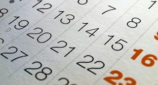 lista de feriados e ponto facultativo 2016