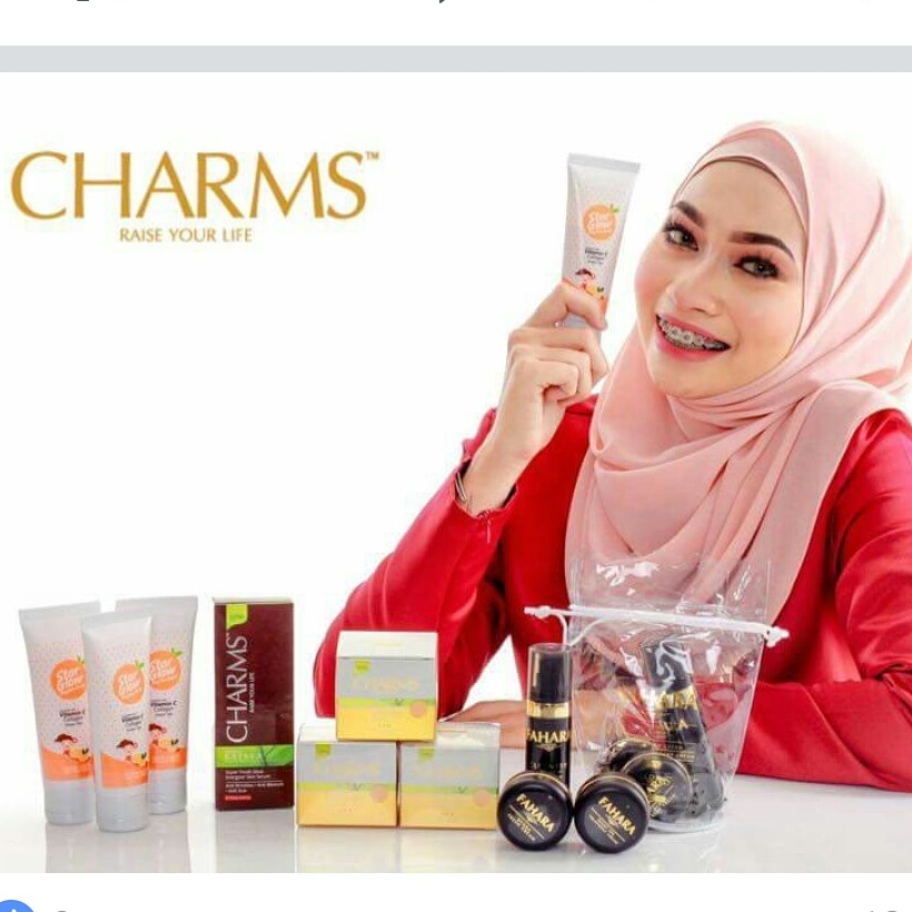 PRODUCT CHARMS SEMUA READY STOCK 013-3045279
