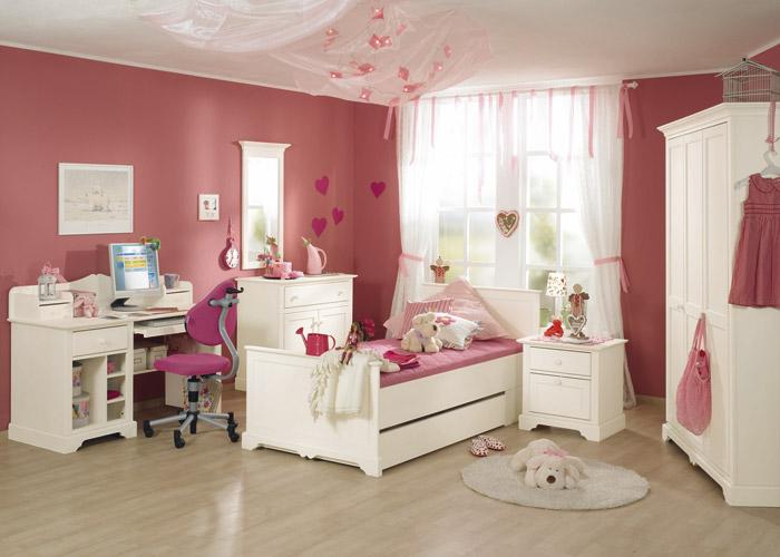 Dormitorios color rosa para adolescentes ideas para - Dormitorios color rosa ...