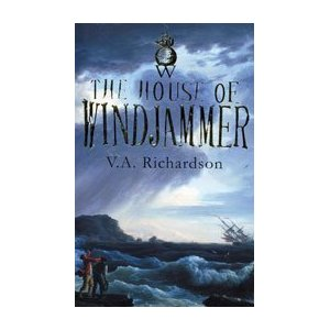 After the loss of the V A Richardson The House Of Windjammer 3 Books Collection Set