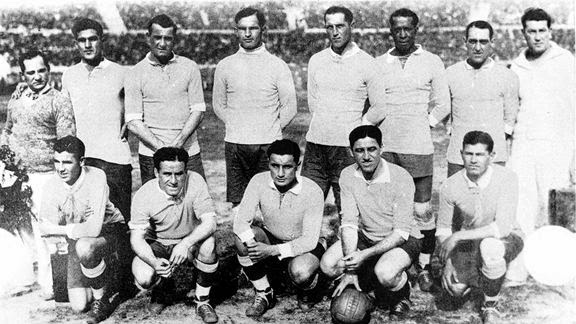 1930 Football World Cup winning Team