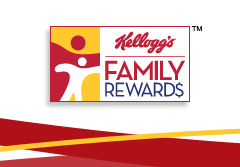 Rambling Thoughts' free Kellogg's Family Reward code with 100 points